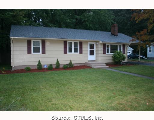 Beechwood Road West Hartford Ranch Style House For Rent Rm